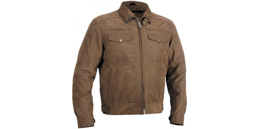 Куртка River Road Laughlin темн. коричневый