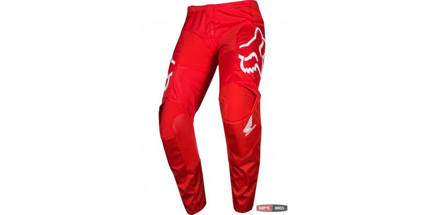 Мото штаны FOX 180 HONDA PANT [RED] 38