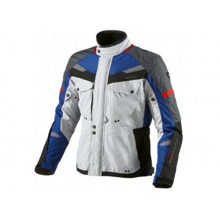 Куртка REVIT Safari silver/blue М