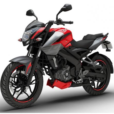 Мотоцикл Bajaj Pulsar NS 200 2019 + сертификат на скидку 100$