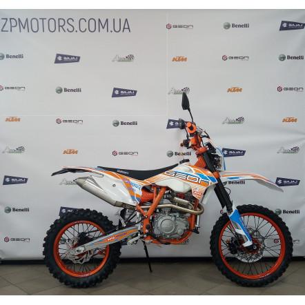 Мотоцикл GEON TERRAX 250 CR (19/16) PRO RESTYLING