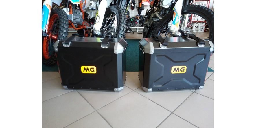 Кофры MG с креплениями