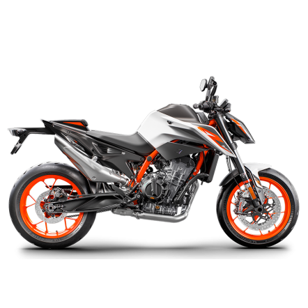 Мотоцикл KTM 890 DUKE R 2020