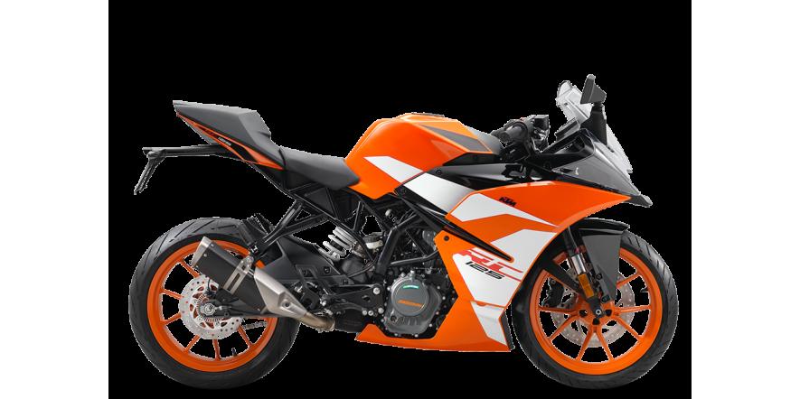 Мотоцикл KTM RC 125 2020