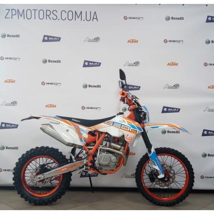Мотоцикл GEON TERRAX 250 CB (19/16) STND 2019