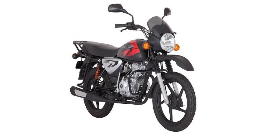 Мотоцикл Bajaj Boxer 150X UG 2019