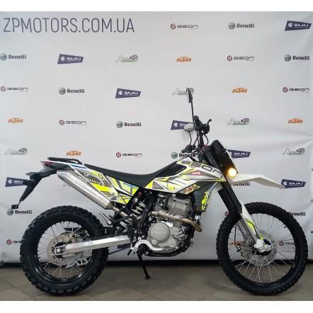 Мотоцикл GEON Dakar 250 TwinCam (Enduro) 2020