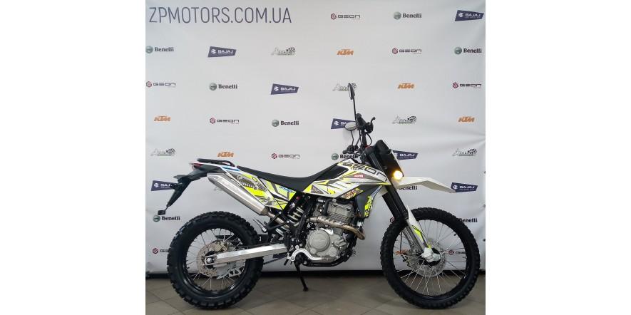 Мотоцикл GEON Dakar 250 TwinCam (Enduro)