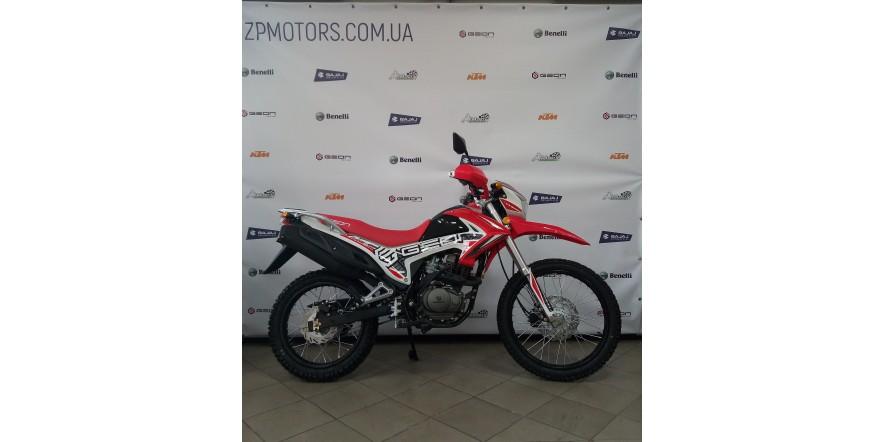 Мотоцикл GEON X-Road 202 CBF 2019 (карбюратор)