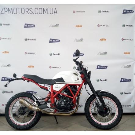 Мотоцикл GEON Scrambler 250 2020