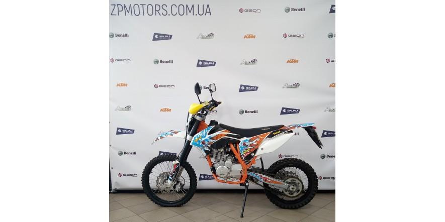 Мотоцикл Geon TerraX 250 2018год Б/У