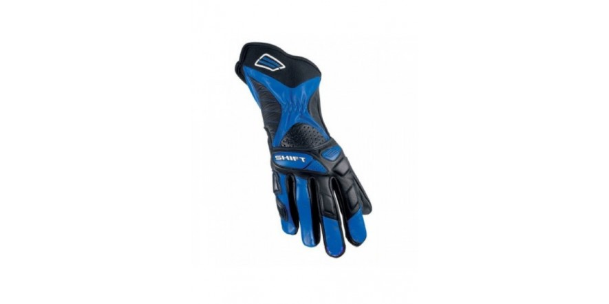 SHIFT Super Street Glove Blue