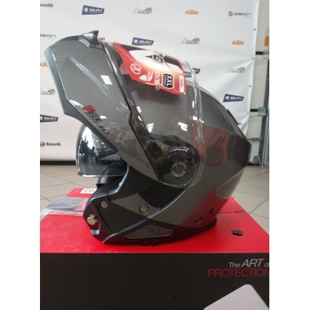 Шлем NITRO F390 DVS Flat Grey