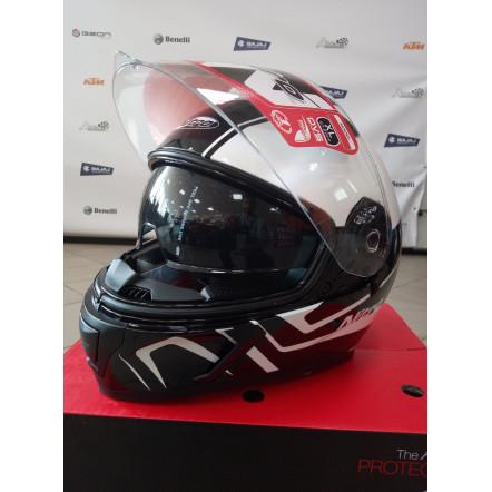Шлем NITRO N2600 DVS White/Black
