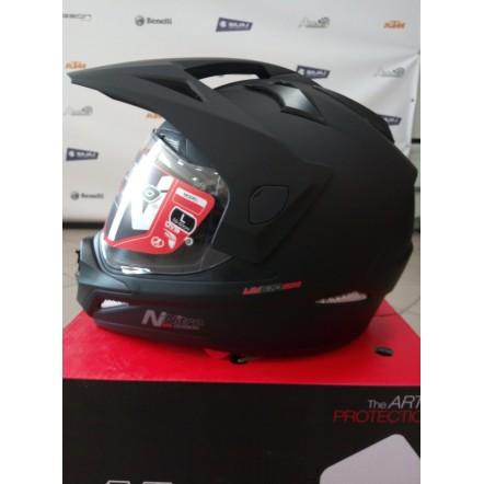 Шлем NITRO MX670 DVS Satin Black