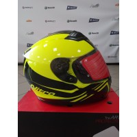 Шлем NITRO N2400 Yellow/Black