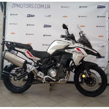 Мотоцикл Benelli TRK 502X ABS Off-road 2020