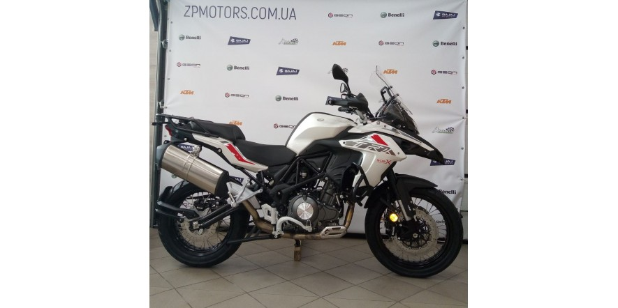 Мотоцикл Benelli TRK 502X ABS Off-road 2020