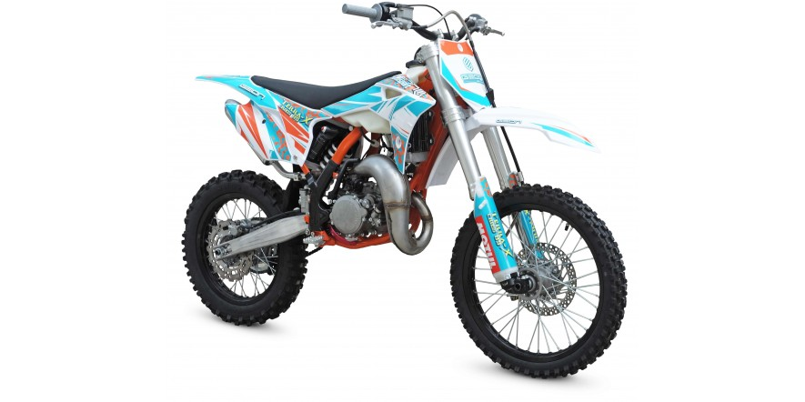 Мотоцикл Geon TerraX Cross 85