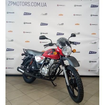 Мотоцикл Bajaj Boxer 125X 2019