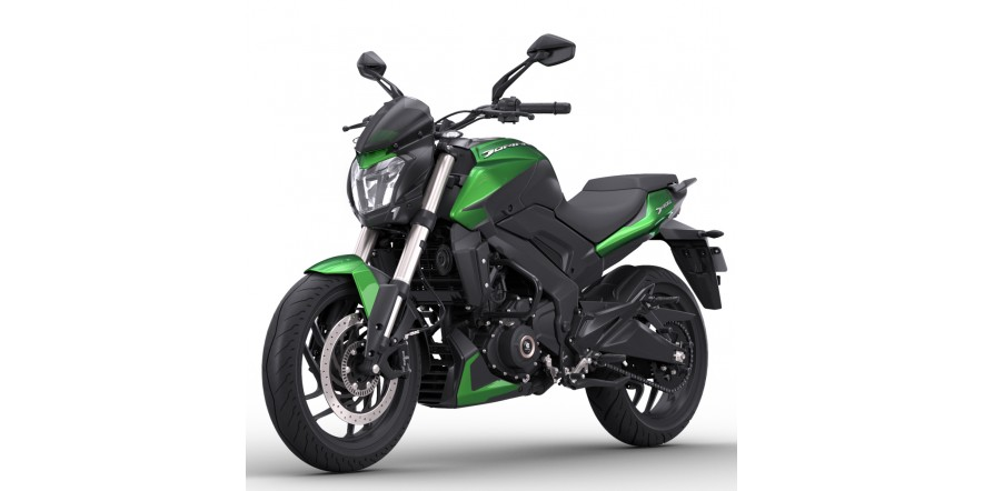 Bajaj Dominar 400 new 2019