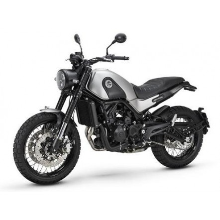 Мотоцикл Benelli Leoncino 500 Trail ABS 2020
