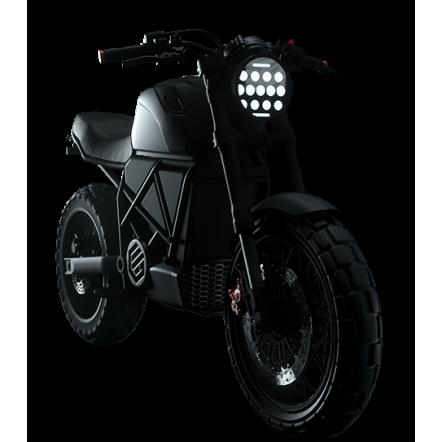 Мотоцикл электрический GEON Scramper 2020