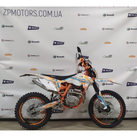 Мотоцикл GEON TERRAX 250 CB (19/16) PRO RESTYLING