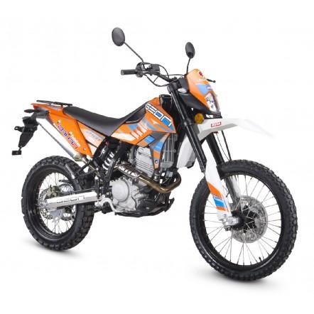 Мотоцикл GEON Dakar 250 TwinCam (Enduro) 2019