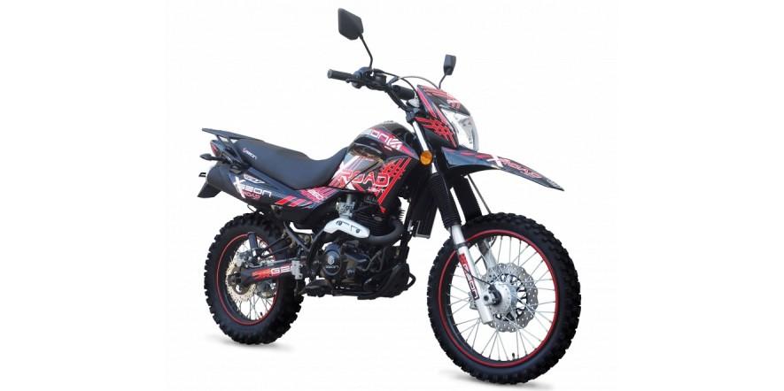 Мотоцикл Geon X-Road Light 250 2019
