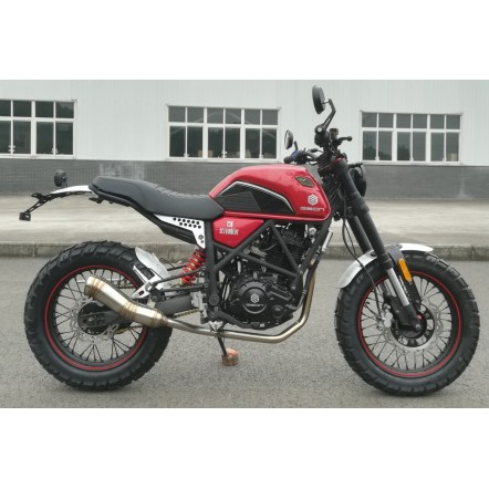 Мотоцикл GEON Scrambler 250 2019