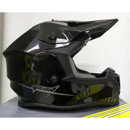 Мотошлем Geon 633 MX Fox Cross Black