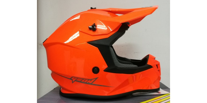 Geon 633 MX Fox Cross Neon Orange