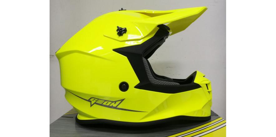 Geon 633 MX Fox Cross Neon Yellow