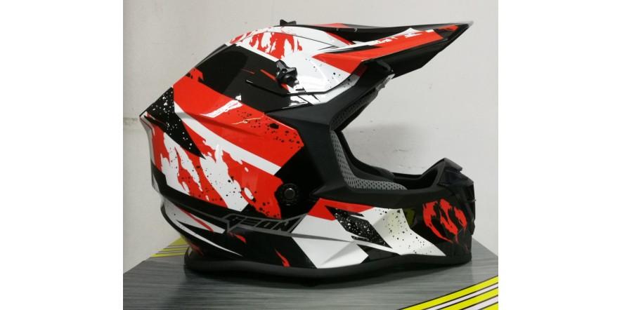 Geon 633 MX Fox Cross Red/Black