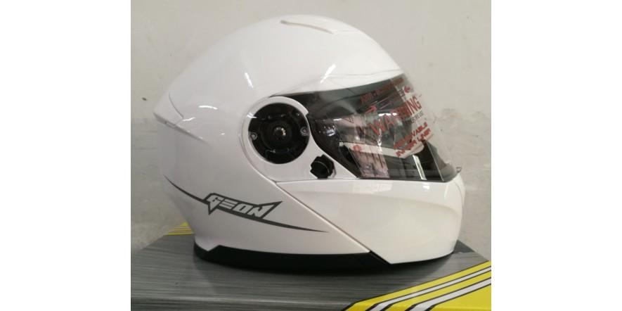 Geon 950 Adventure Full White