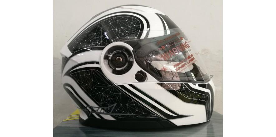 Geon 950 Stars Black/White
