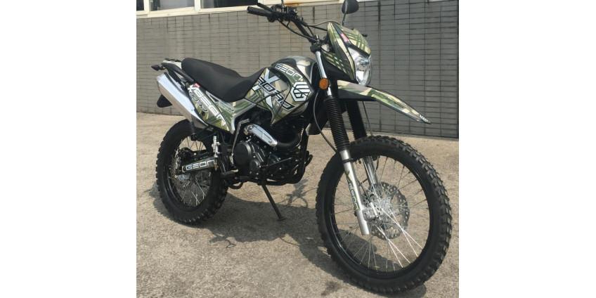 Новое глобальное поступление эндуро мотоциклов от компании GEON. Среди них всем полюбившиеся TerraX, X-Road 250, Dakar