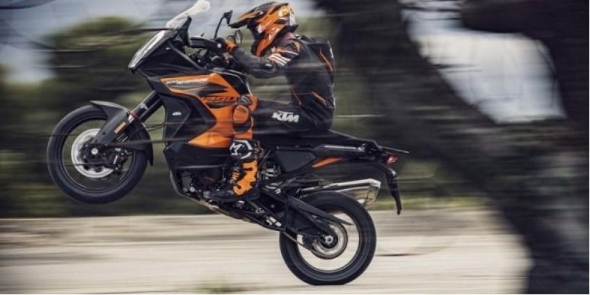 Новый турэндуро от KTM