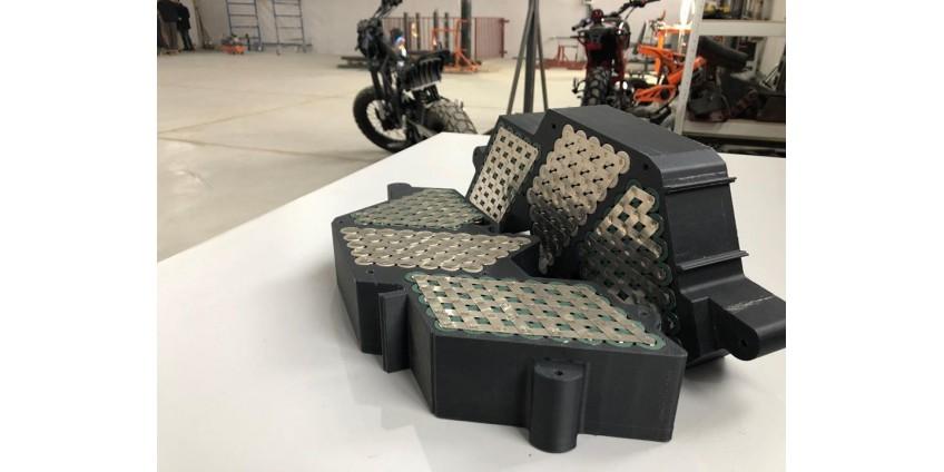 Электрический мотоцикл от компании GEON готовится к премьере на 2020 год