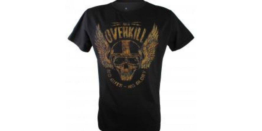 Хлопковая футболка Hot Heads 03