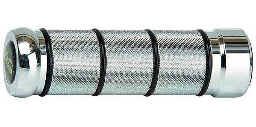 Рукоятки ProGrip 864 22/25 мм алюминиевые хромированные