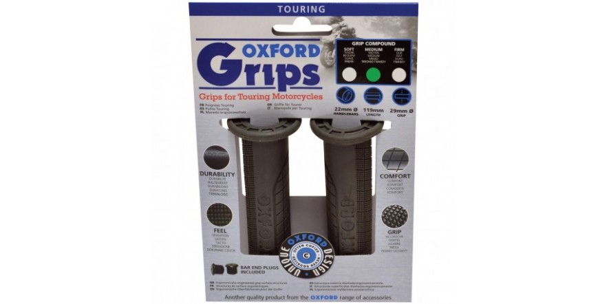 Грипсы Oxford Grips Touring