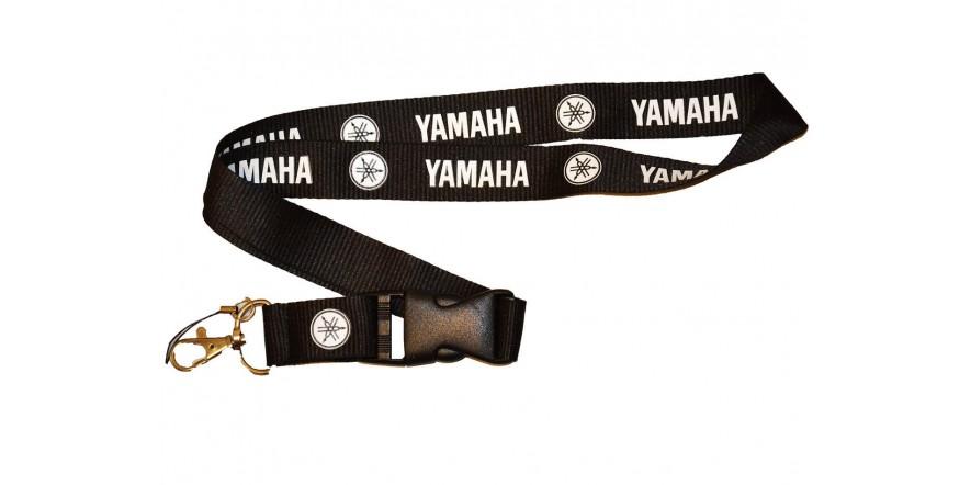 Шнурок на шею для ношения телефона, ключей и др. Yamaha