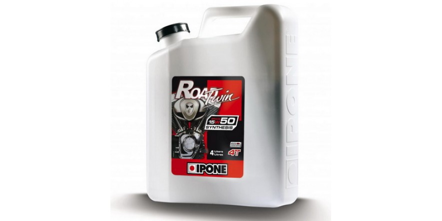 IPONE Road Twin 15W50 4L