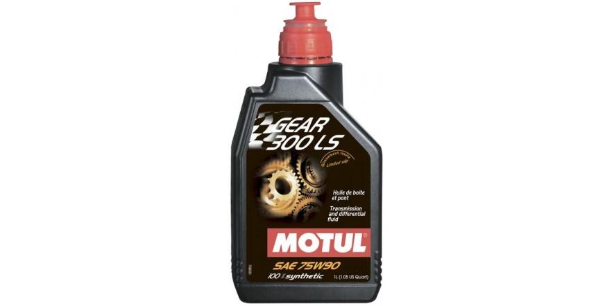 MOTUL Gear 300 LS SAE 75W90 (1L)