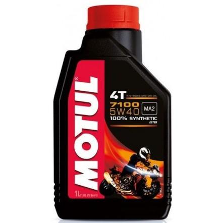 Масло MOTUL 7100 4T SAE 5W40 (4L)