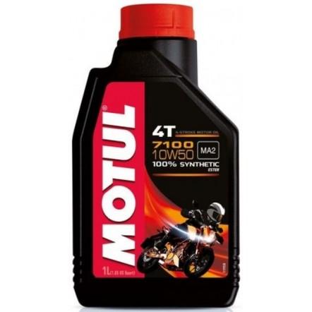 Масло MOTUL 7100 4T SAE 10W50 (1L)