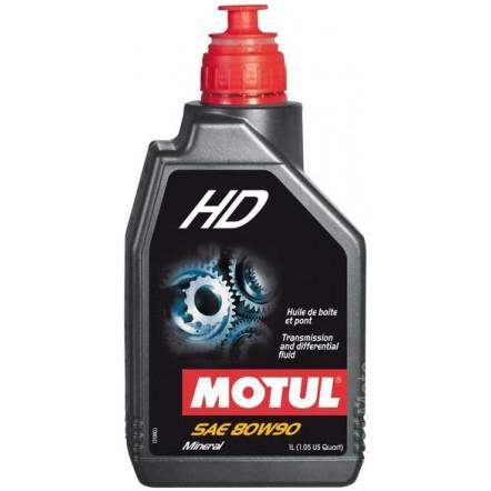 Масло MOTUL HD SAE 80W90 (1L)