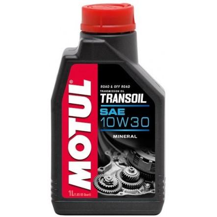 Масло MOTUL Transoil SAE 10W30 (1L)